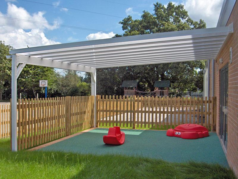 School Canopies Nursery Canopy